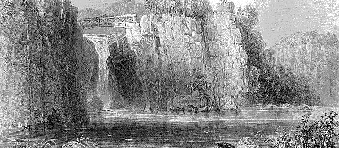 Great Paterson Falls