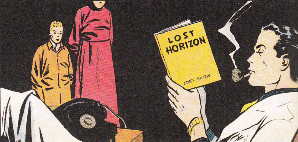 "Paul Ryan reads ""Lost Horizon"""