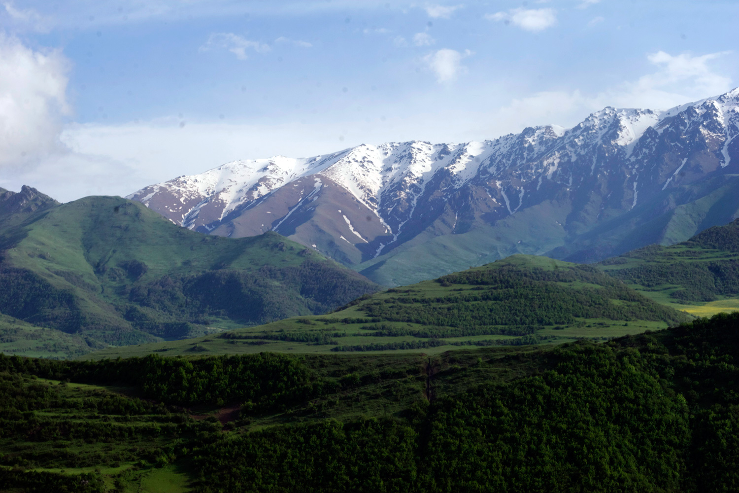 View from Tatev Village